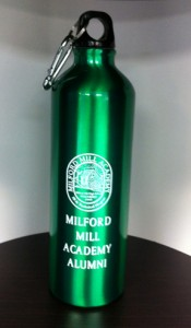 Milford Alumni Bottle